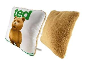 """Ted 14"""" Pillow with Sound, R-Rated and Explicit Language"""