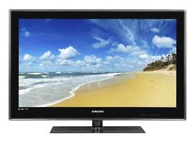 "Samsung lcd tv 42"" with free view"