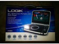 Logik portable new DVD player