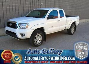 2015 Toyota Tacoma 4x4 *Low kms!!