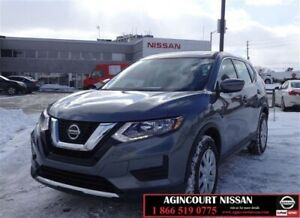 2018 Nissan Rogue S AWD CVT |Backup Camera|Bluetooth|Cruise Cont