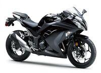 2014 Kawasaki Ninja 300 -