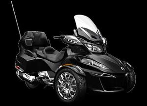 2016 can-am Spyder RT Limited $89.03/week (120 months@7.99%) + t