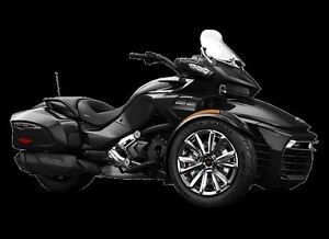 2016 can-am Spyder F3 SE6 Limited Save $4804