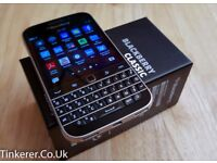 BlackBerry Classic UK Factory UNLOCKED 4G Smartphone (QWERTY Keyboard) - Black