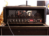 ENGL GIGMASTER 30 WATT 2 CH VALVE TUBE ELECTRIC GUITAR AMP AMPLIFIER HEAD WITH 3 DOUBLE FOOTSWITCHES