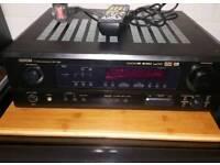 Denon surround amplifier