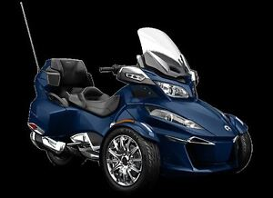 2016 can-am Spyder RT Limited Save $4950!