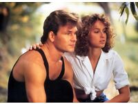 2x Secret Cinema Dirty Dancing - TOMORROW!