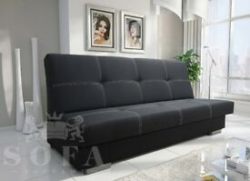 "Sofa Bed ""Claudia' with storage"