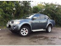 Mitsubishi l200 pick up animal series 4 Pegasus private top of the range model 4x4