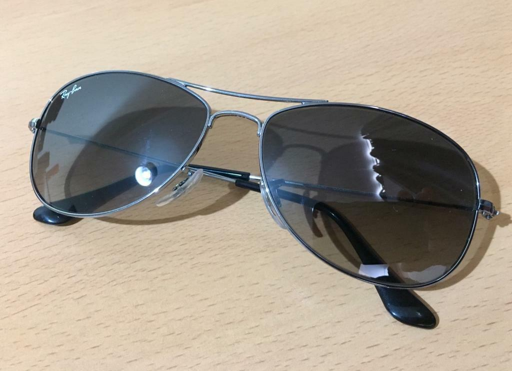 6410666449 Ray-Ban RB3362 Cockpit Sunglasses (004 71). Small Size