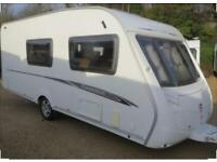 Swift Charisma 560 - 4 Berth 2007