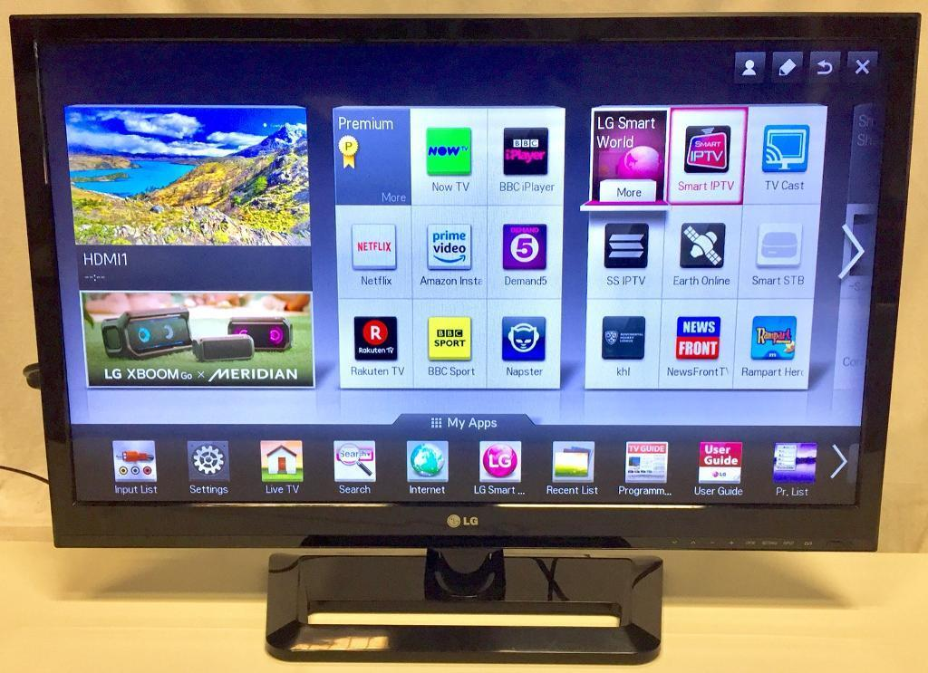 3de15f207926a LG 32 inch LED SMART TV Built in WiFi ☆ FULL HD 1080p ☆ Netflix ☆ YouTube ☆  DELIVERY