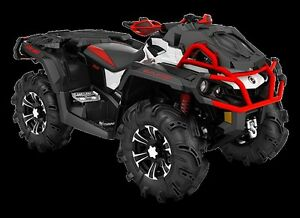 2017 can-am Outlander 1000 X MR -