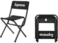 Supreme Coleman Chair (Not Kanye, Yeezy, 350, Boost, Palace, Y3, NMD, BAPE, Gosha, KAWS, Vetements)