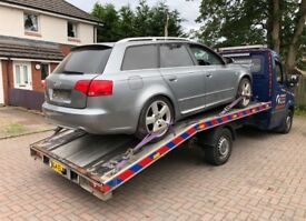 BREAKING AUDI A4 B7 8E AVANT 2.0 TFSI / GREY / [BWE] FULL CAR AVAILABLE PARTS ONLY SPARES OR REPAIRS