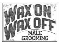 Male waxing-Berwick upon tweed