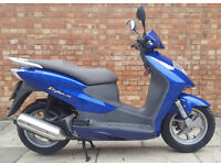 Honda Dylan 125, Excellent condition with low mileage
