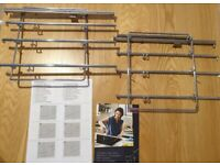 Rails for NEFF Oven (with a Telescopic Rail) - REDUCED!!