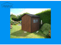 Metal Shed - aesthetic and durable!