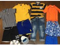 Boys designer bundle age 5-6 VGC