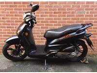 Peugeot Tweet 50cc X RS Moped 2012