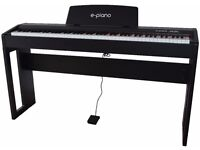 E-PIANO ADP-200 FANTASTIC VALUE BRAND NEW FULL SIZE HAMMER ACTION DIGITAL PIANO WITH FREE DELIVERY