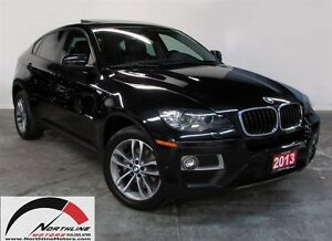 2013 BMW X6 xDrive35i / Navigation/ Backup Camera/ NO Accident