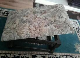 Old charm Foot Stool