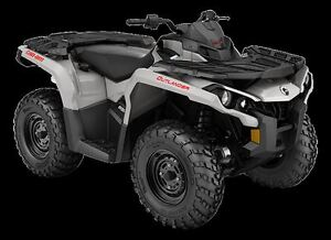 2015 Can-Am Outlander 650 DPS