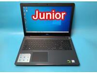 Dell i5 8thGen 16GB Ram 256SSD +1TB Gaming Full HD UltraFast Laptop GTX 1050, Immaculate & Boxed