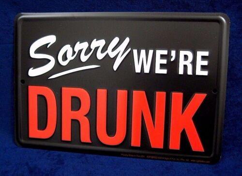 SORRY WE