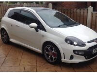 RARE ABARTH PUNTO EVO 163BHP 1.4 TURBO