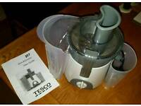 Tesco j07 juicer brand new never used. (No box)