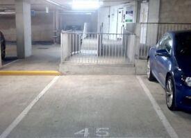 Secure Parking Space in Basingstoke, RG21, Hampshire (SP44756)