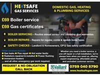 Vaillant Boiler Breakdowns F75 fault code