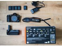 Sony a7s ILCE-7S 12.2 MP Digital Camera = accessories.