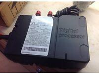 Aqualisa shower digital processor, in original packaging, never used.