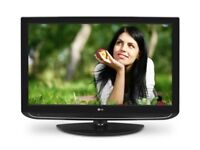 """LG 37"""" inch HD LCD TV with Freeview Built in, 2 x HDMI not 26 32 39 40 May Deliver Locally"""