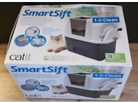 SmartSift Cat litter tray