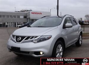 2013 Nissan Murano AWD SL CVT |Leather|Sunroof|Back-Up Camera|