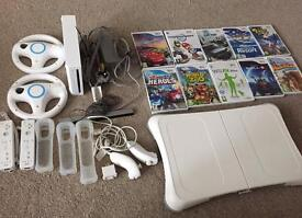Wii with loads of extras