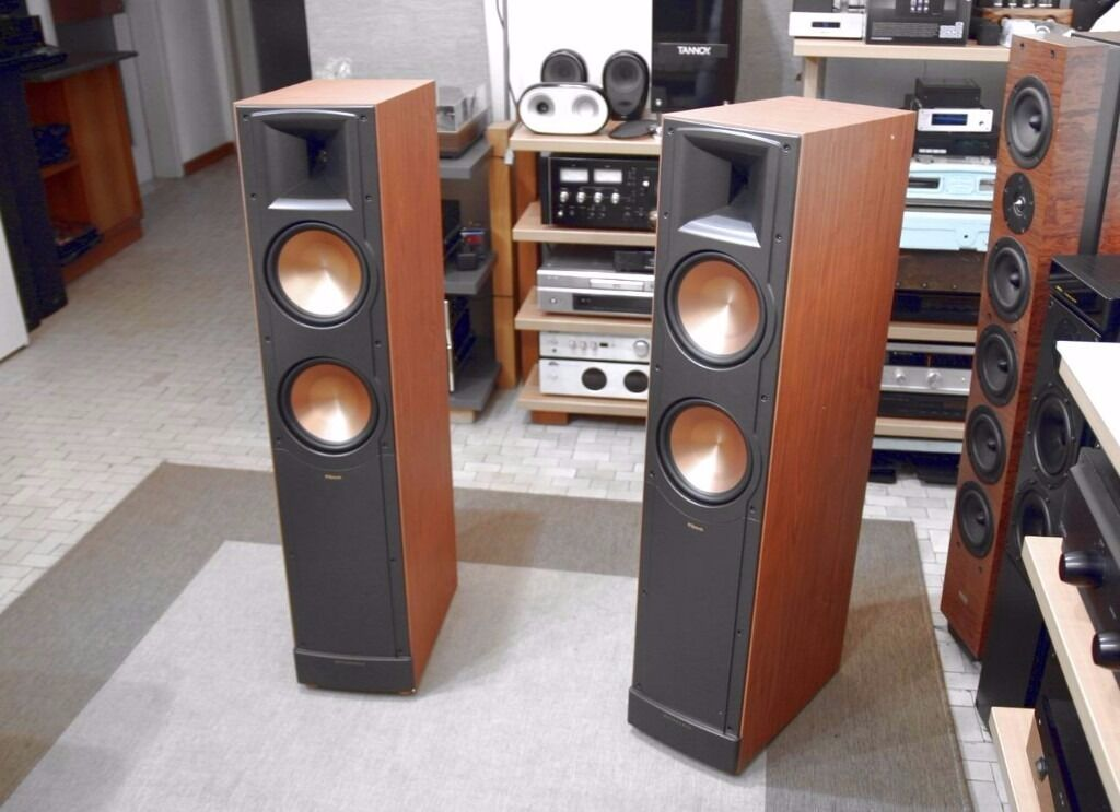Klipsch Rf 82 Floor Standing Speakers In Leicester