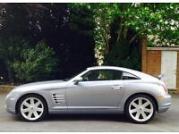 Chrysler crossfire 2004 83k fsh new mot! may swap