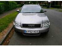 Audi a4 avant 2.0 petrol