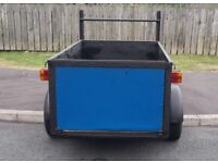 Car trailer 6x4 £320