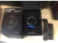 Suunto Core All Black Outdoor Altimeter Barometer Hiking Compass Sports Watch