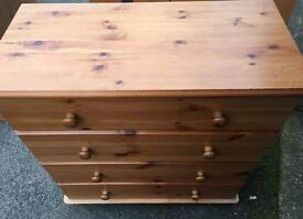 Pine chestdraws free delivery