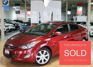2011 Hyundai Elantra Limited - SOLD| NAVI| PUSH START | SUNROOF